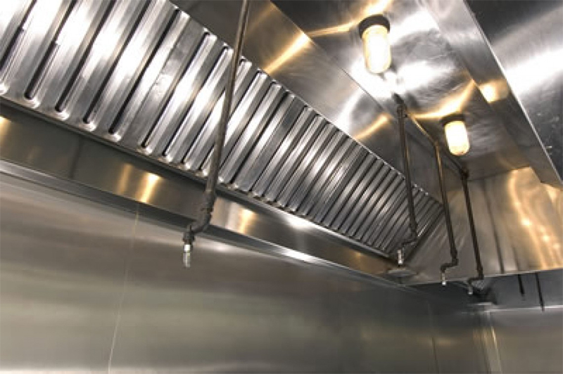 canopy & exhaust fan cleaning